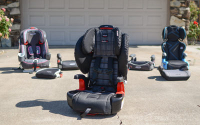 Making Sense of Child Car Seat Safety
